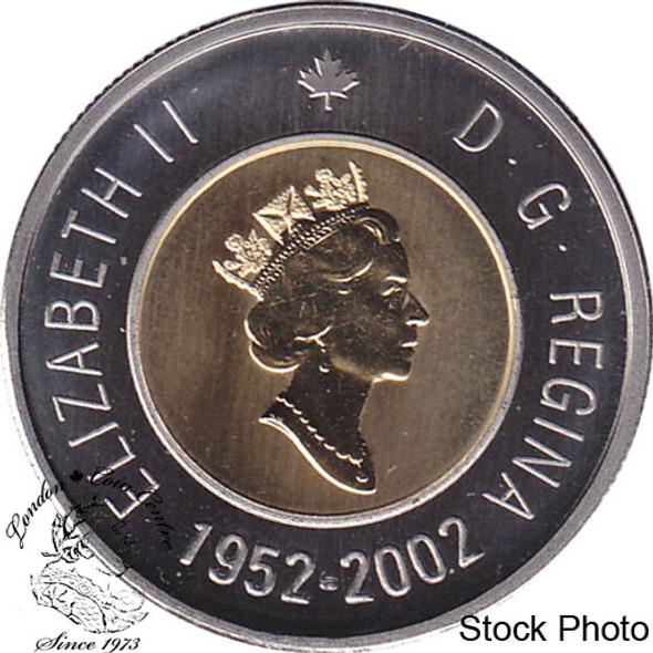 Canada: 2002 $2 Specimen