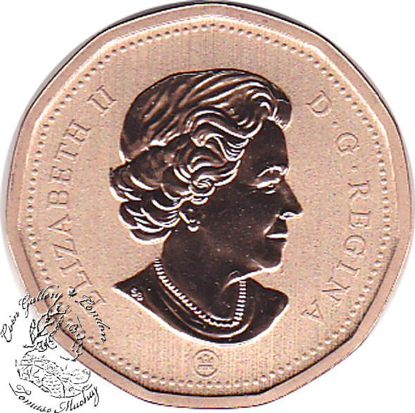 Canada: 2011 $1 Loonie Specimen