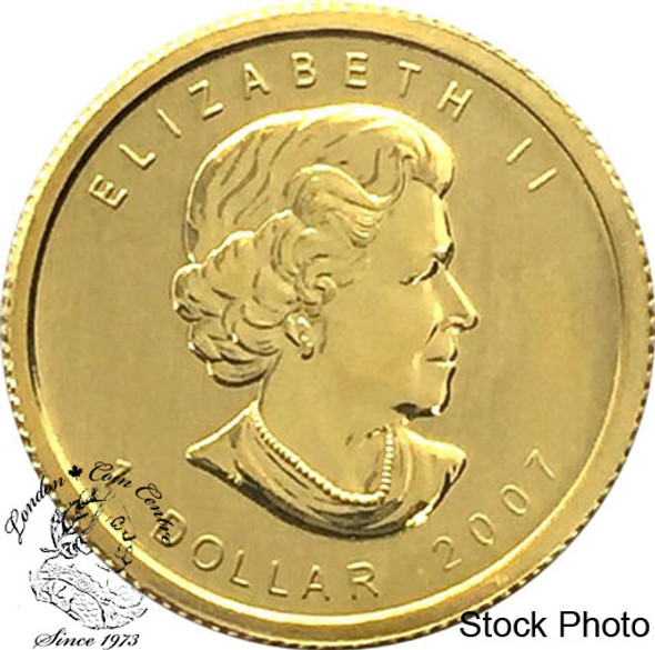 Canada: $1 Pure Gold Maple 1/20 oz (Random Year)