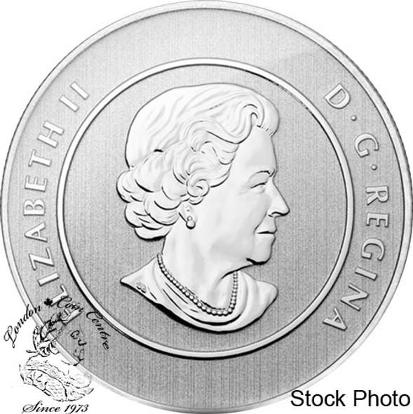 Canada: 2014 $20 Bobcat $20 for $20 Silver Coin
