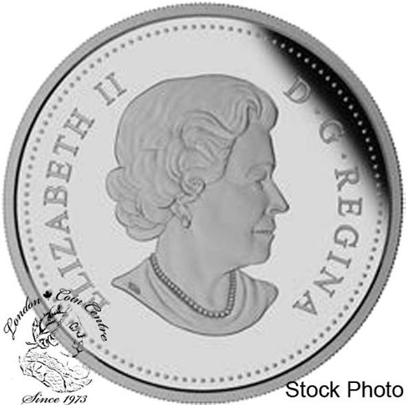 Canada: 2015 $10 200th Anniversary of the Birth of Sir John A. Macdonald Silver Coin