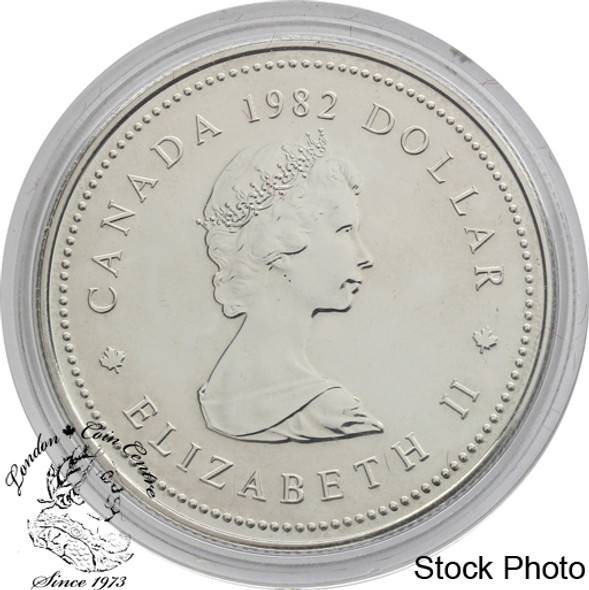 Canada: 1982 1 Dollar Constitution with Box