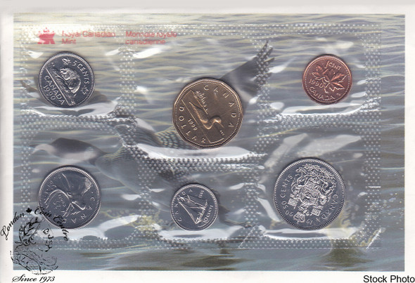 Canada: 1990 Proof Like / Uncirculated Coin Set