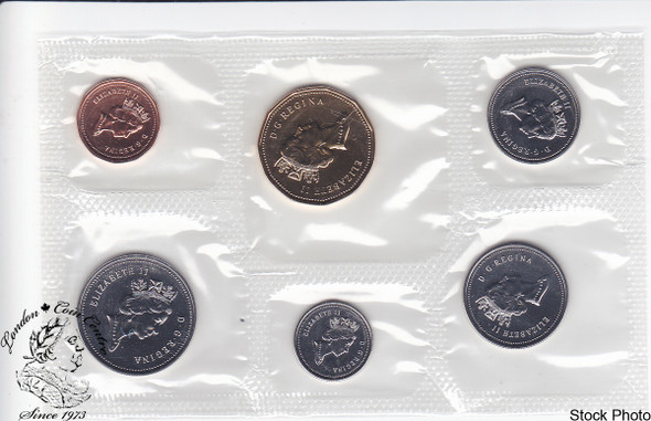 Canada: 1994 Proof Like / Uncirculated Coin Set