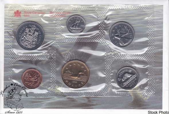 Canada: 1995 Proof Like / Uncirculated Coin Set