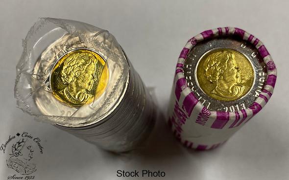 Canada: 2013 $2 Original Roll (25 Coins)