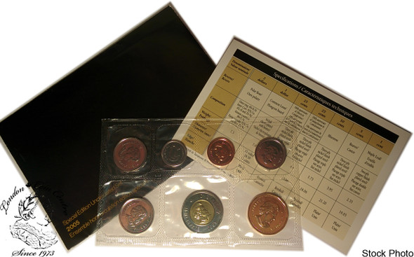 Canada: 2005 Special Edition Proof Like / Uncirculated Coin Set