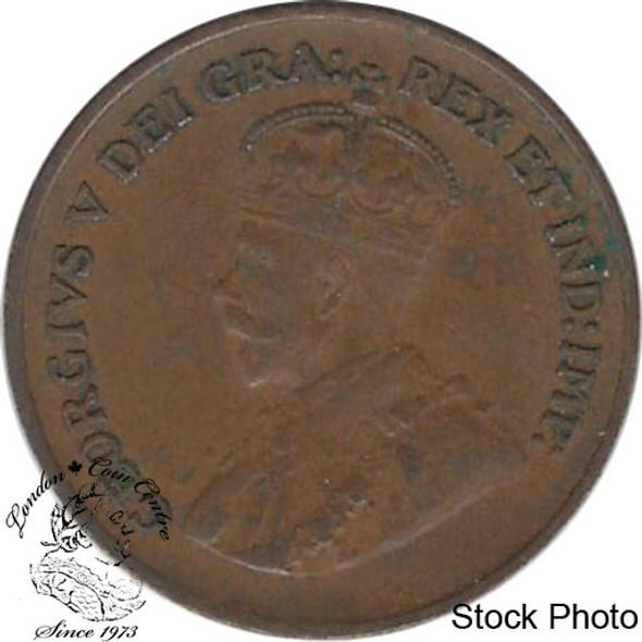 Canada: 1930 1 Cent EF40