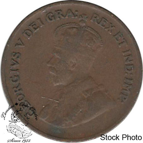 Canada: 1931 1 Cent F12