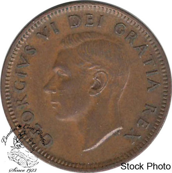 Canada: 1951 1 Cent CIRCULATED