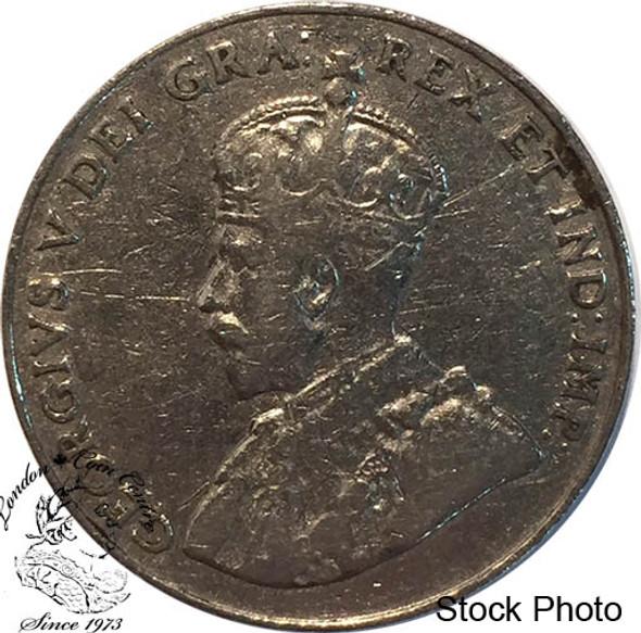 Canada: 1926 5 Cent Near 6 F12