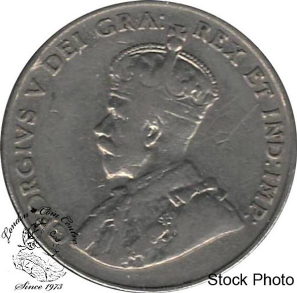 Canada: 1930 5 Cent F12