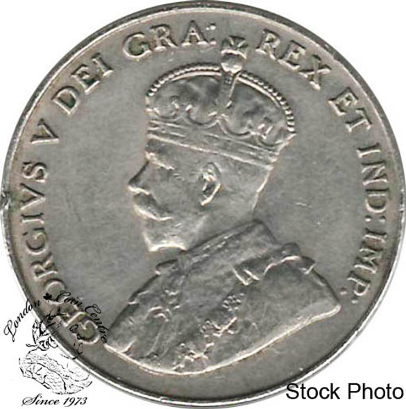 Canada: 1930 5 Cent EF40