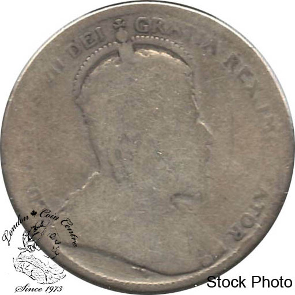 Canada: 1902 25 Cents G4