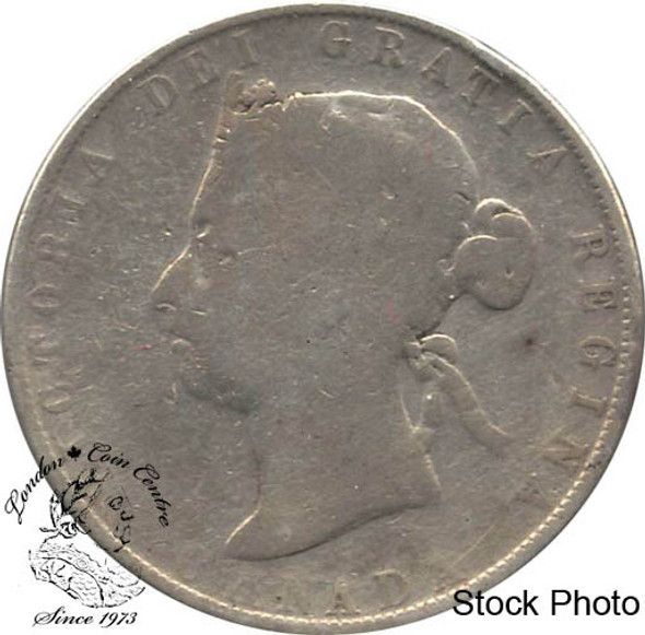 Canada: 1901 50 Cents G4
