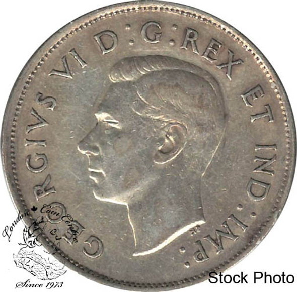 Canada: 1940 50 Cents EF40
