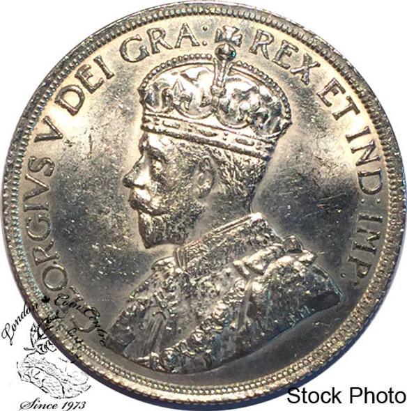 Canada: 1936 $1 AU50