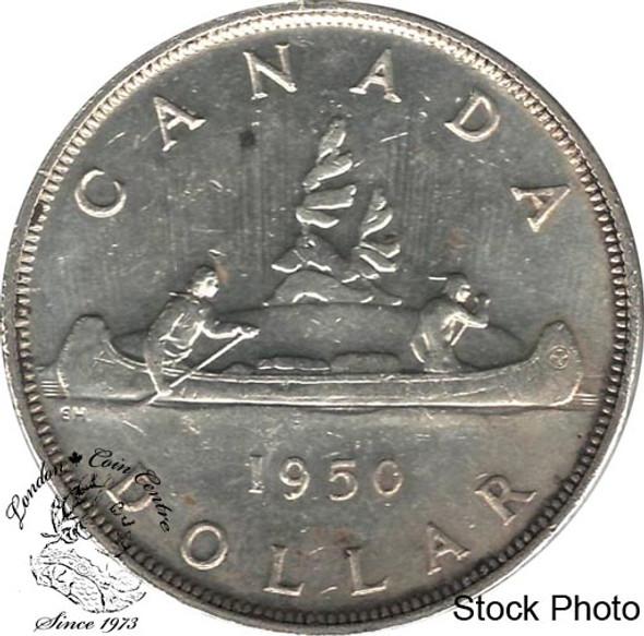 Canada: 1950 $1 AU50
