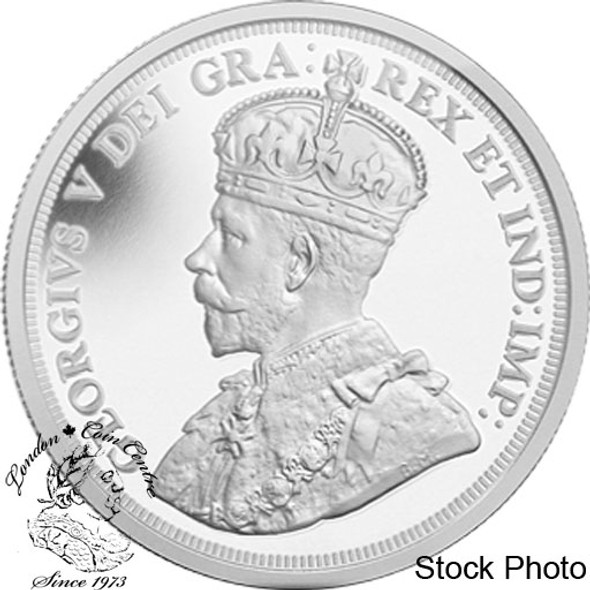 Canada: 2011 $1 100th Anniversary of the 1911 Proof Silver Dollar Coin