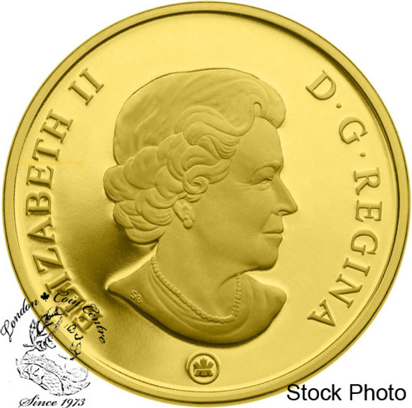 Canada: 2008 $300 Canadian Achievement - IMAX 14k Gold Coin