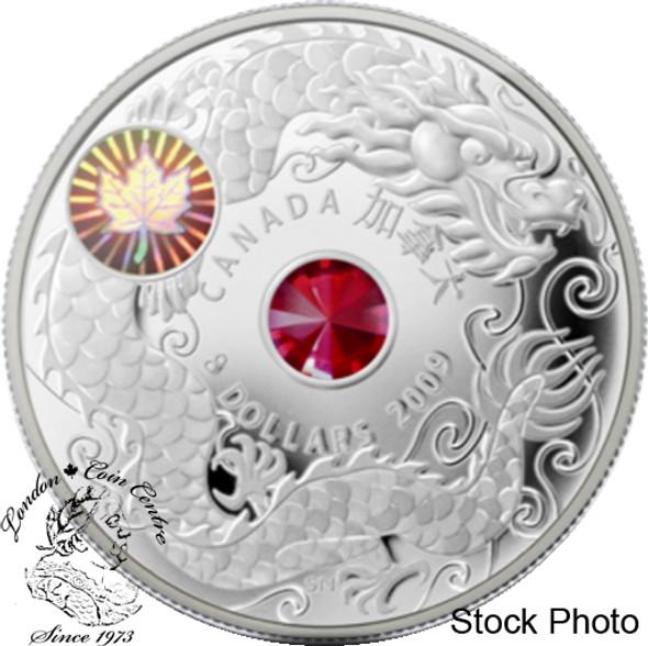 Canada: 2009 $8 Maple of Wisdom Silver Coin