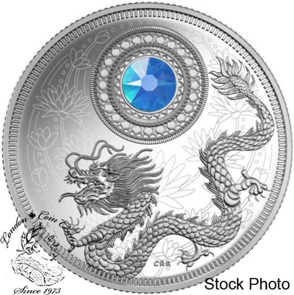 Canada: 2016 $5 Birthstones March Silver Coin
