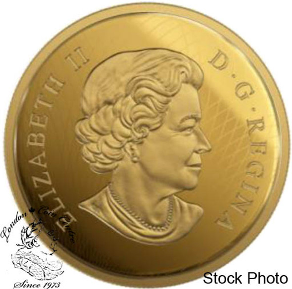 Canada: 2016 $500 Mythical Realms of the Haida - The Eagle Gold Coin