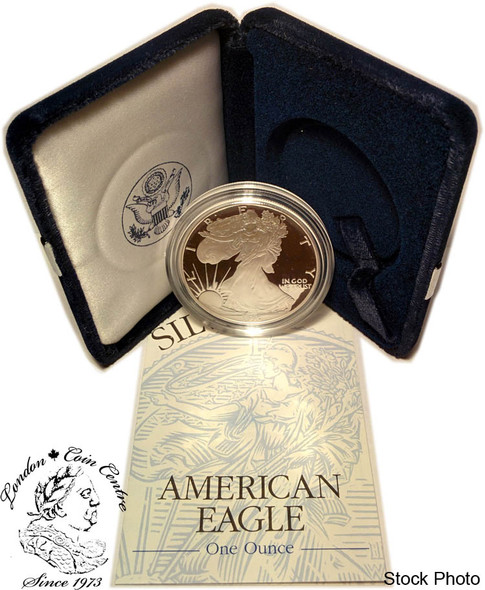 United States: 1995-P 1 Ounce Proof Silver American Eagle