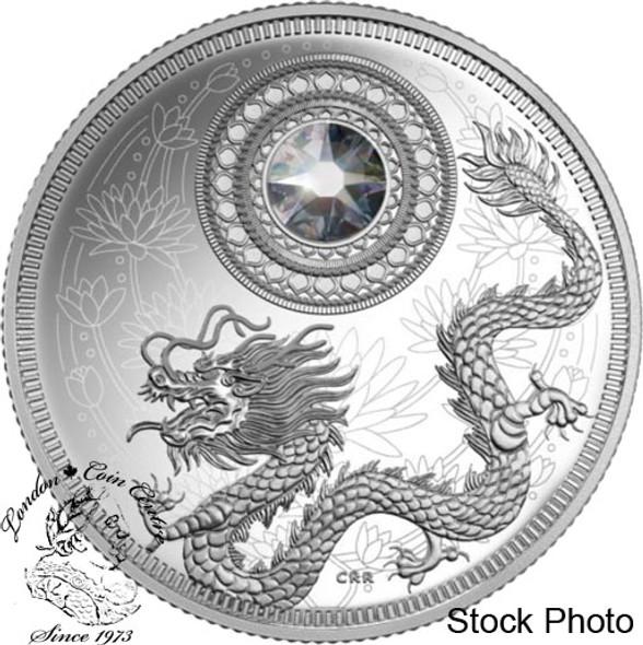 Canada: 2016 $5 Birthstones April Silver Coin