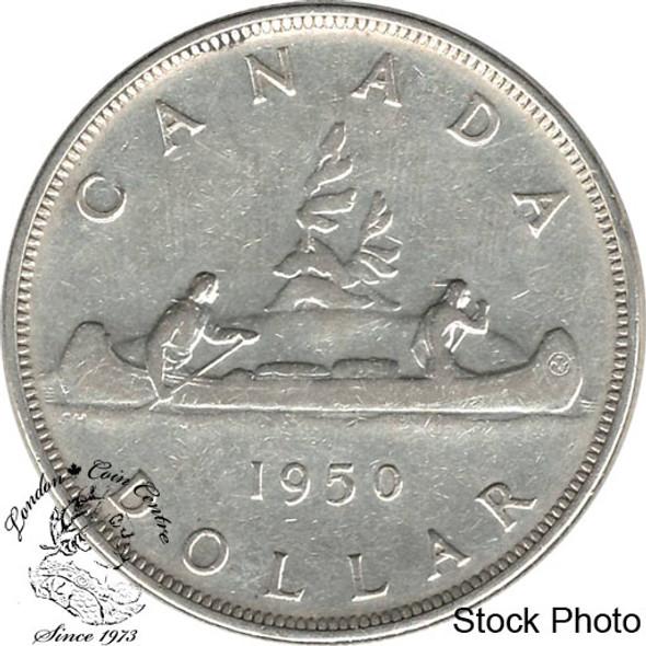 Canada: 1950 $1 SWL VF20