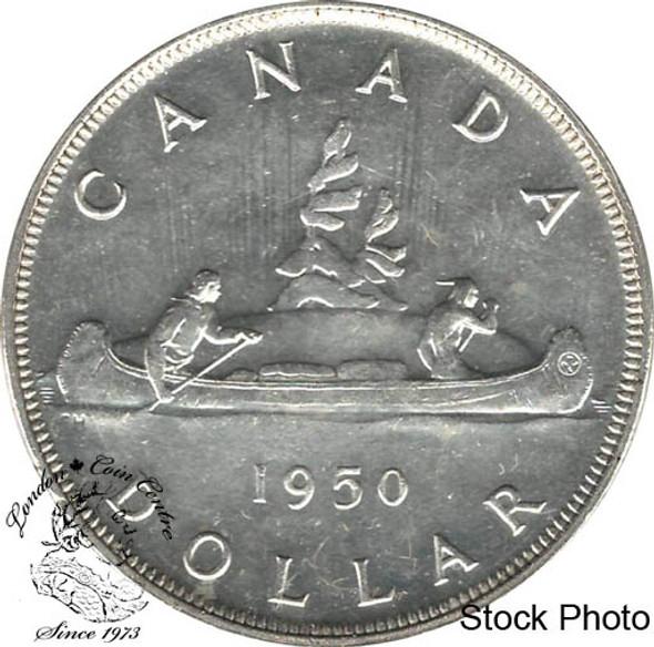 Canada: 1950 $1 SWL AU50