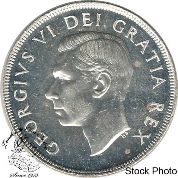 Canada: 1951 $1 SWL MS60