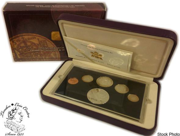 Canada: 2003 1953 Special Edition Coronation Coin Set