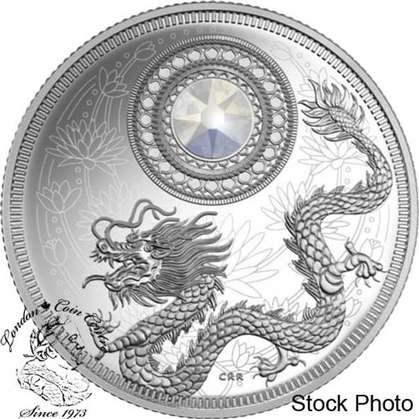 Canada: 2016 $5 Birthstones June Silver Coin