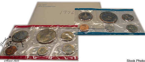United States: 1976 Mint Coin Set