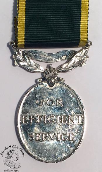 Efficiency George VI - Territorial