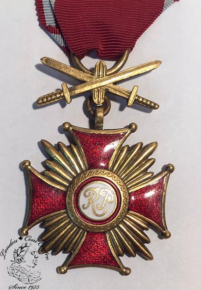 Republic of Poland: Bronze Cross of Merit