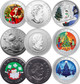 Christmas Coin & Sets