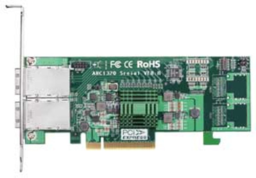 Areca ARC-1320-8x 8-Port SATA/SAS Non-RAID 6G Host Adapter