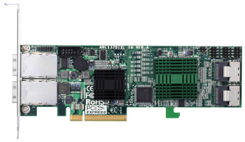 Areca ARC-1320ixl-16 16+8-Port SATA/SAS Non-RAID 6G Host Adapter