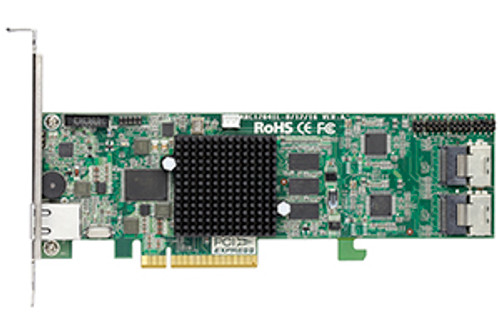 Areca ARC-1264il-12 (12 Port PCIe SATA lll RAID Controller)