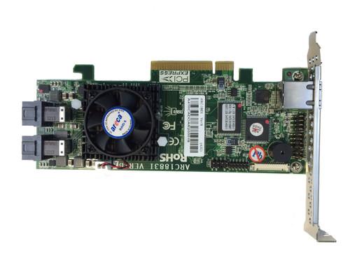 Areca ARC-1883i (8-Port 12Gb/s SAS RAID Controller)