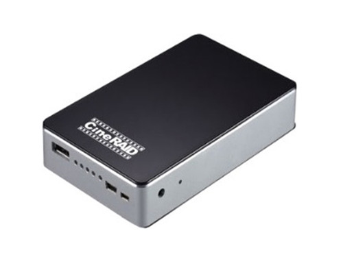 CineRAID CR-H125 Home Series USB 3.0 Wi-Fi Hard Drive Enclosure
