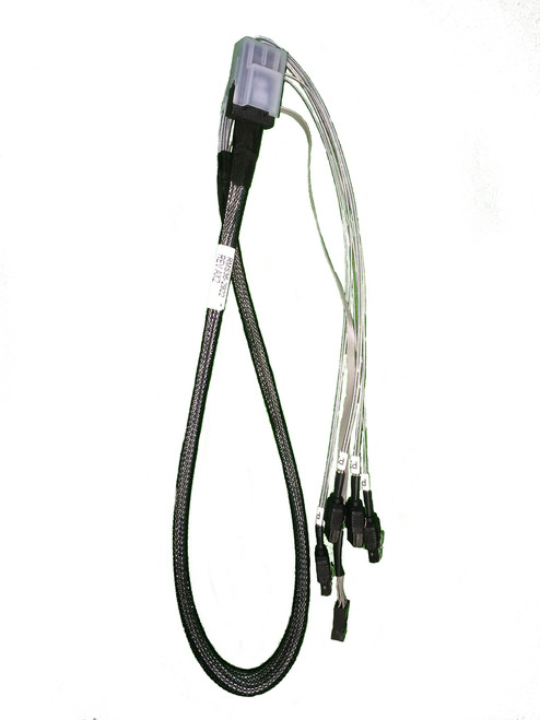 CB-87SA-75 SFF-8087 MiniSAS to 4 SATA Breakout Cable