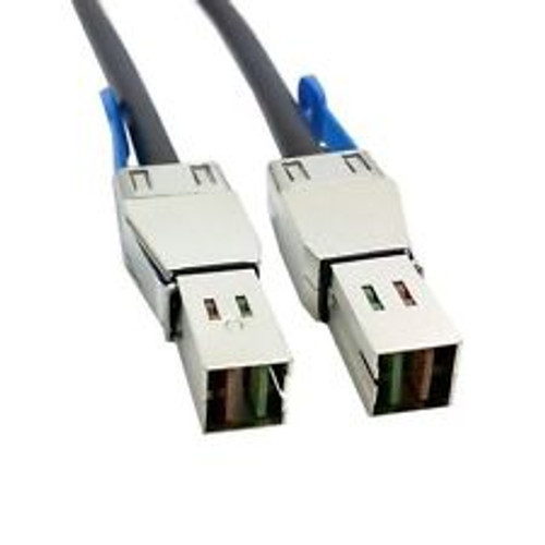 SFF-8644 External HD MiniSAS to SFF-8644 External HD MiniSAS Cable CB-4444-2M