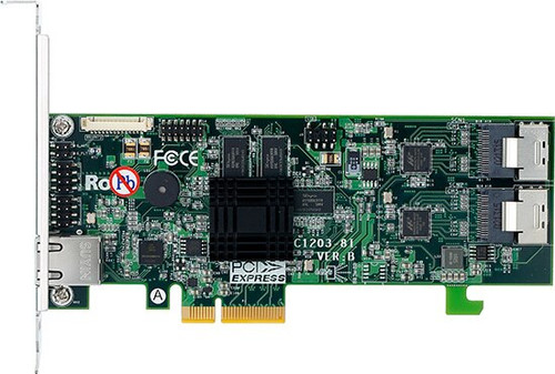 Areca ARC-1203-8i (8 Port PCIe SATA RAID Adapter)