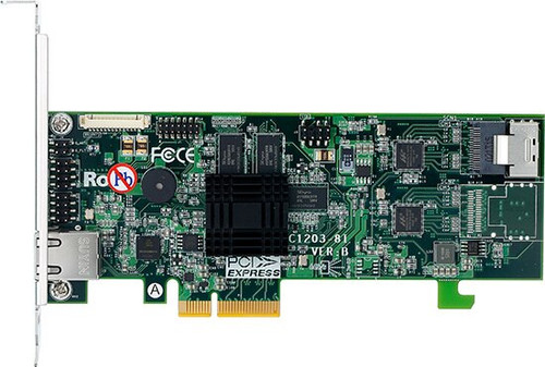 Areca ARC-1203-4i (4 Port PCIe SATA RAID Adapter)