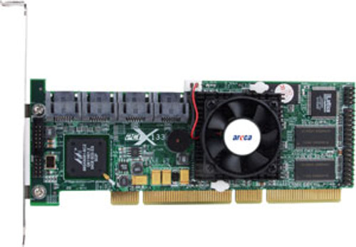 Areca Arc-1120 (PCI-X to SATA ll RAID Adapter)