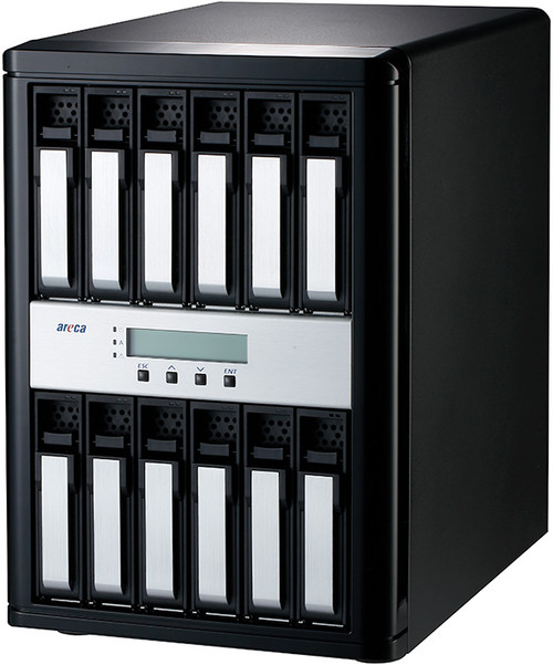 Areca ARC-8042 (12 Bay SAS RAID Enclosure)