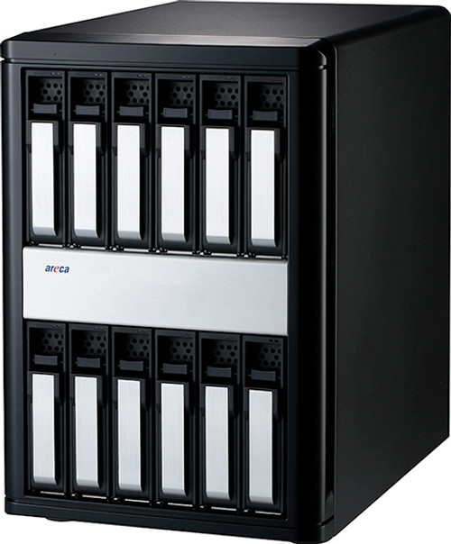 Areca ARC-4038-12 (12 Bay SAS JBOD Tower)